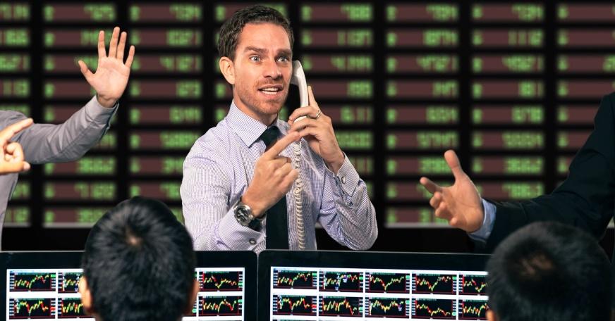 Брокеры на рынке ценных бумаг: источник спекуляций или двигатели прогресса?