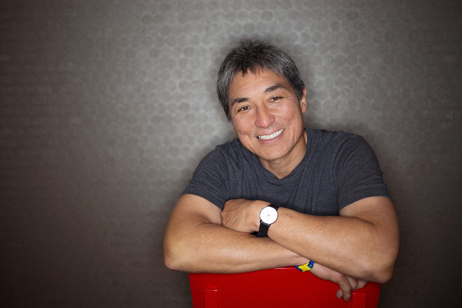 Гай Кавасаки: мастер-класс по венчурному инвестированию