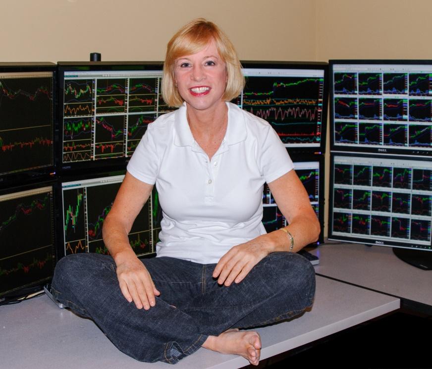 Линда Рашке: «Есть три кита профессиональной торговли – это работа, долговечность, последовательность»