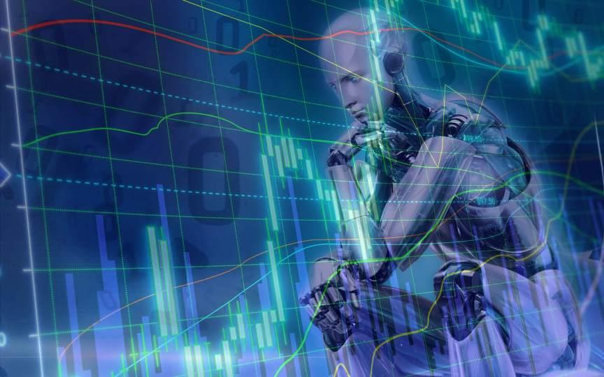 На фондовом рынке революция роботов