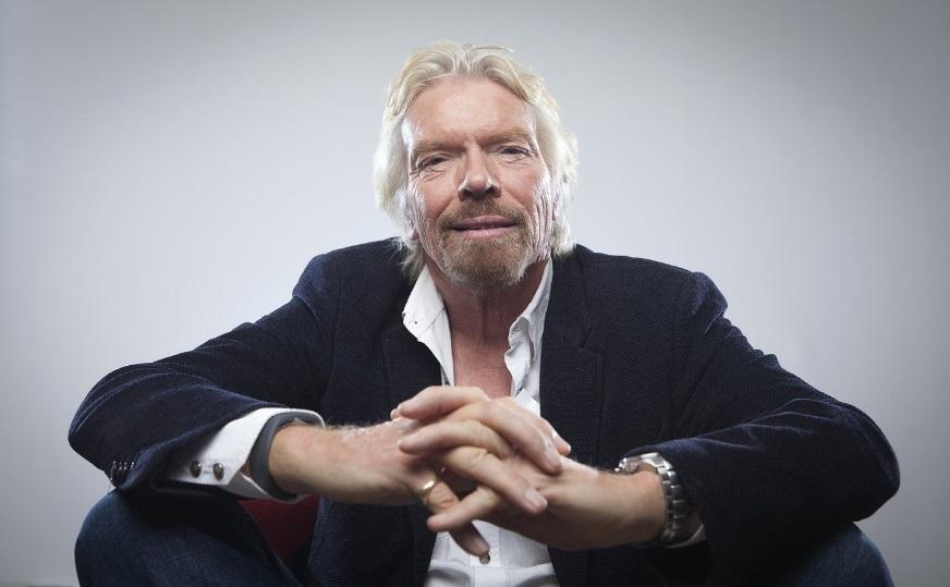 Ричард Брэнсон: «Еще никто на смертном одре не жалел о том, что слишком мало времени проводил в офисе!»