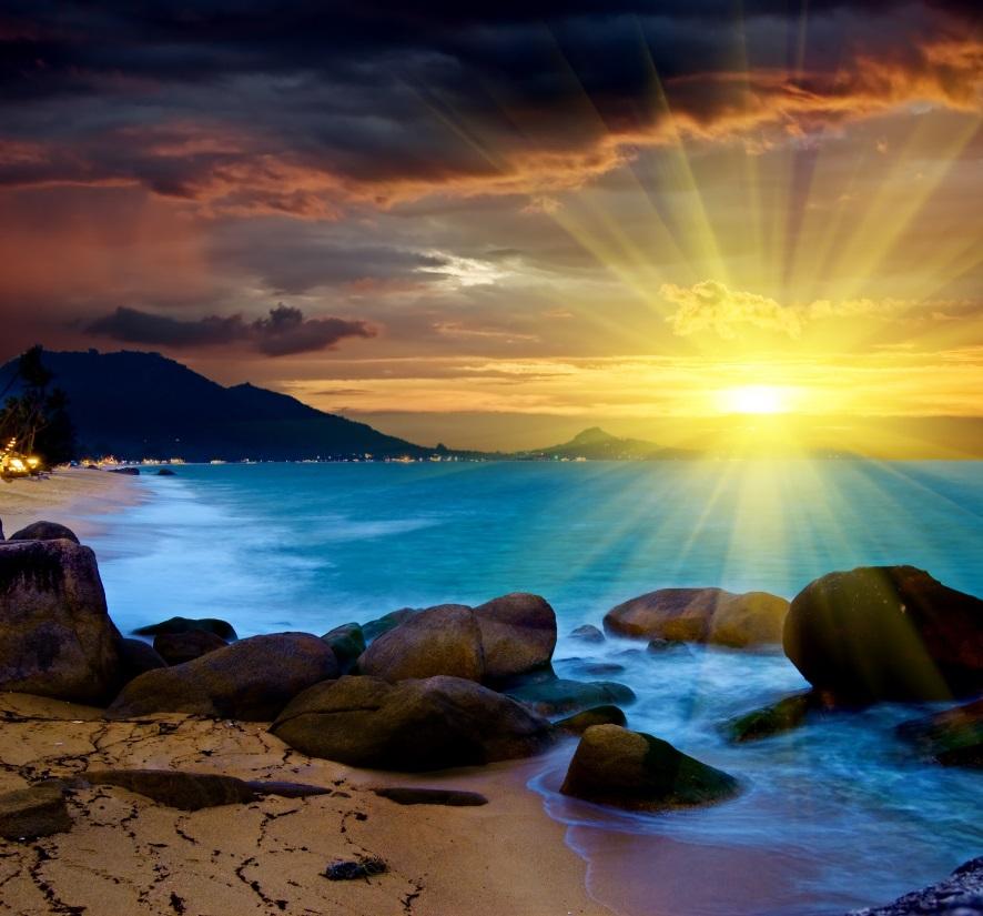 Солнце vs полночной тьмы